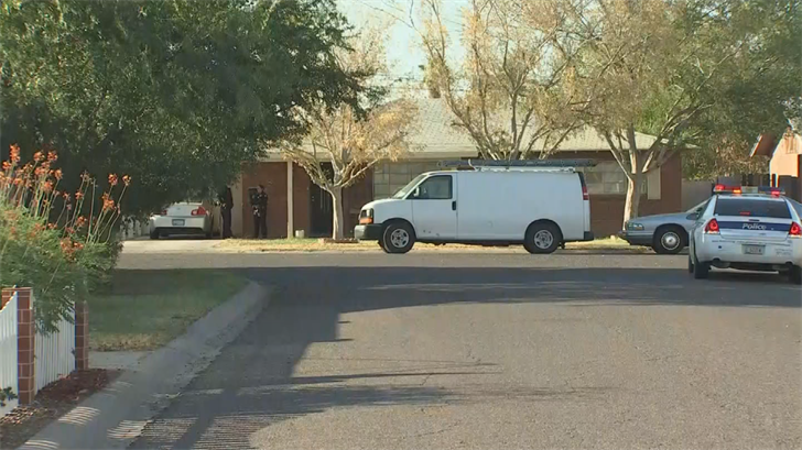 A 3-year-old girl was found in a backyard pool in Phoenix. (Source: 3TV/CBS 5)