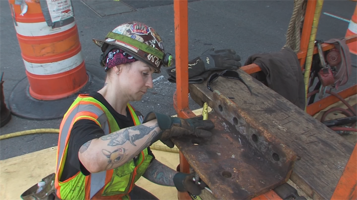 More industries are looking to hire women. (Source: 3TV/CBS 5)