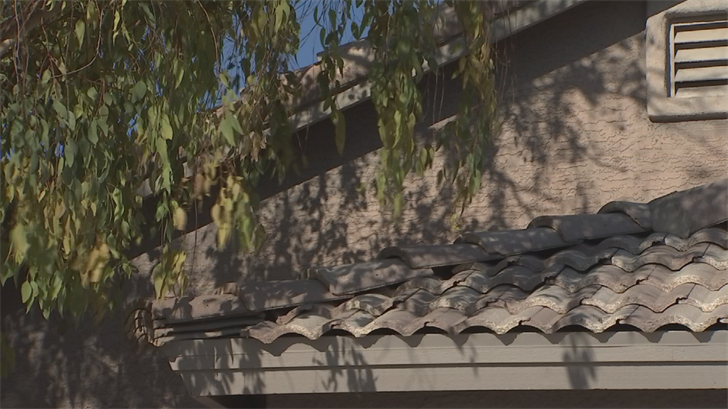 Ontiveros said she visited American Homes' Phoenix headquarters on Monday and offered to pay any necessary rent and fees to remain in the house, but said the company won't allow it. (Source: 3TV/CBS 5)