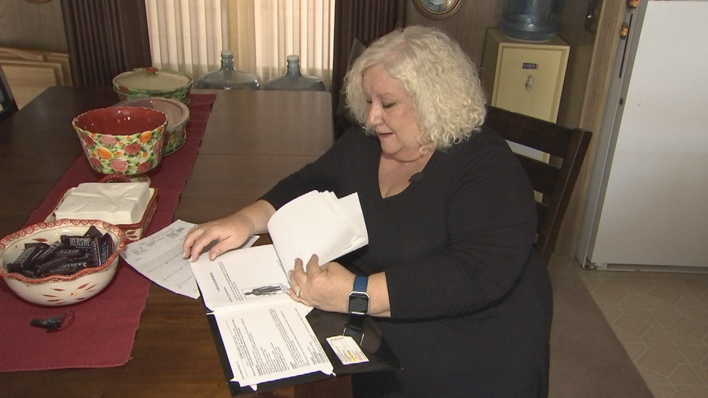 Lorraine Genchi now keeps a copy of all of her medical records. (Source: 3TV/CBS 5)