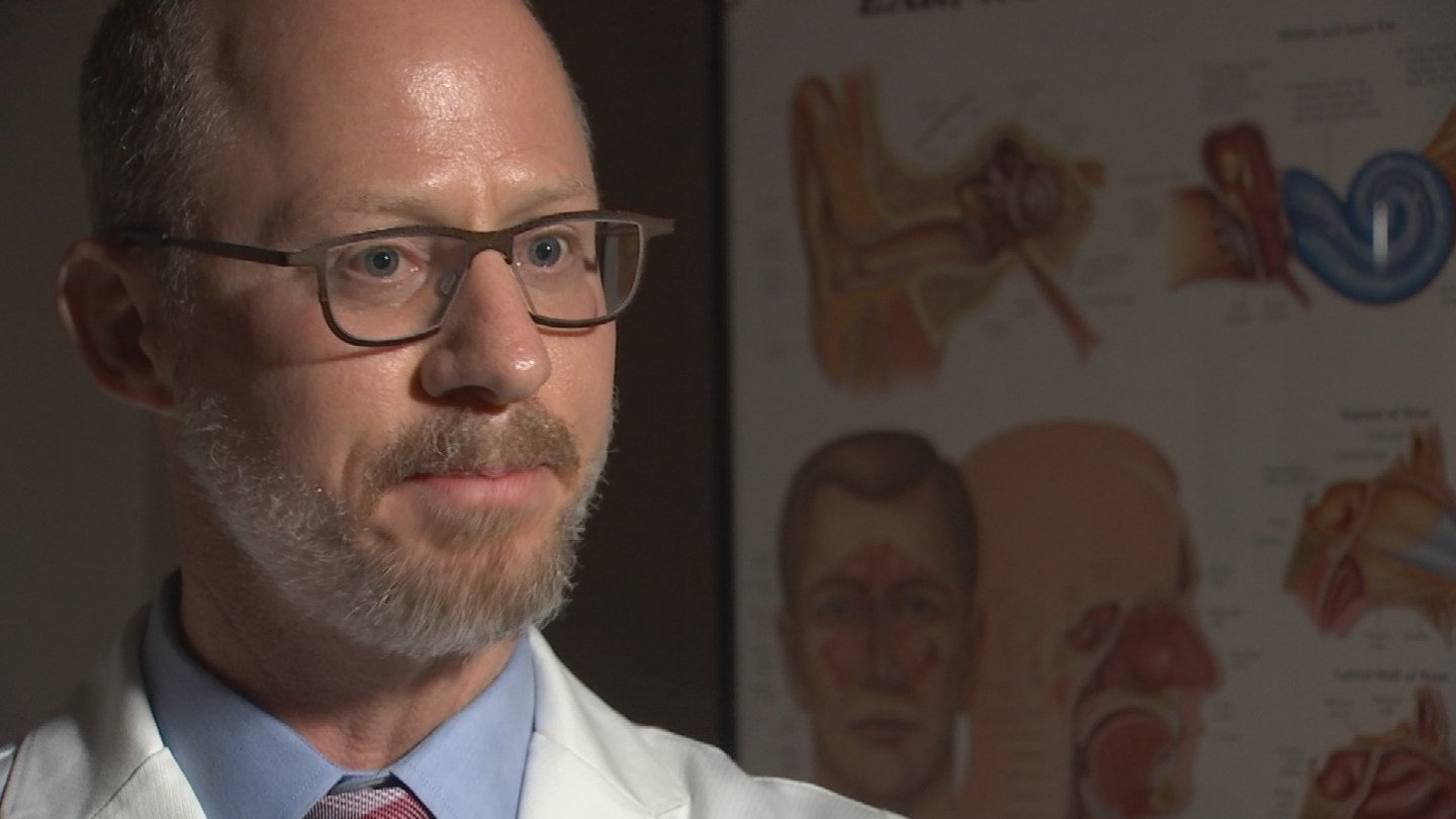 '[W]hen you get a test done, when you see your doctor, when you get your EKG done, get a copy of it,' Dr. Jerald Altman suggests. (Source: 3TV/CBS 5)