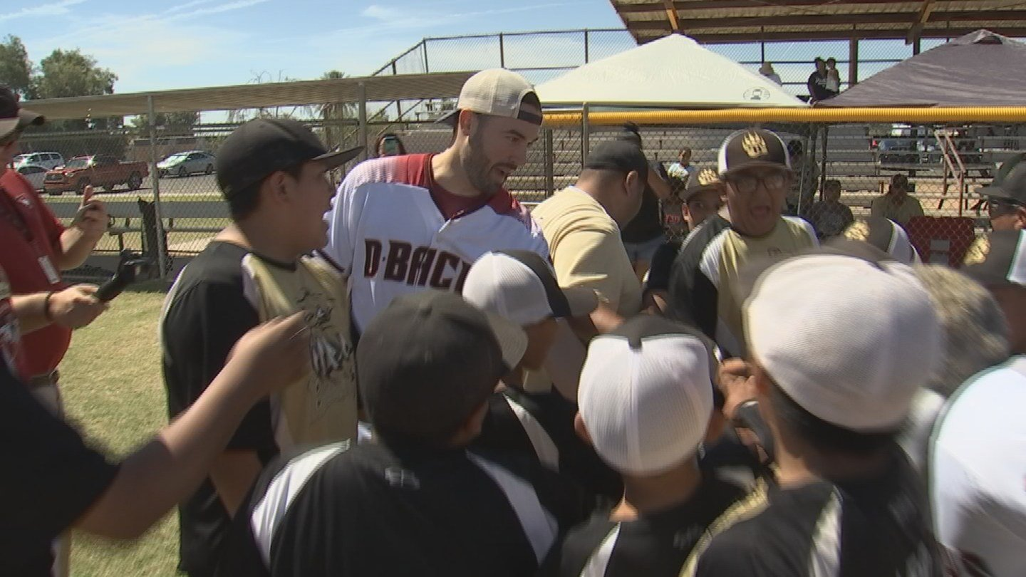 The D-backs imprint on the community was on display recently as the organization hosted the 19th Annual Inter-tribal Youth Baseball and Softball Tournament. (Source: 3TV/CBS 5)