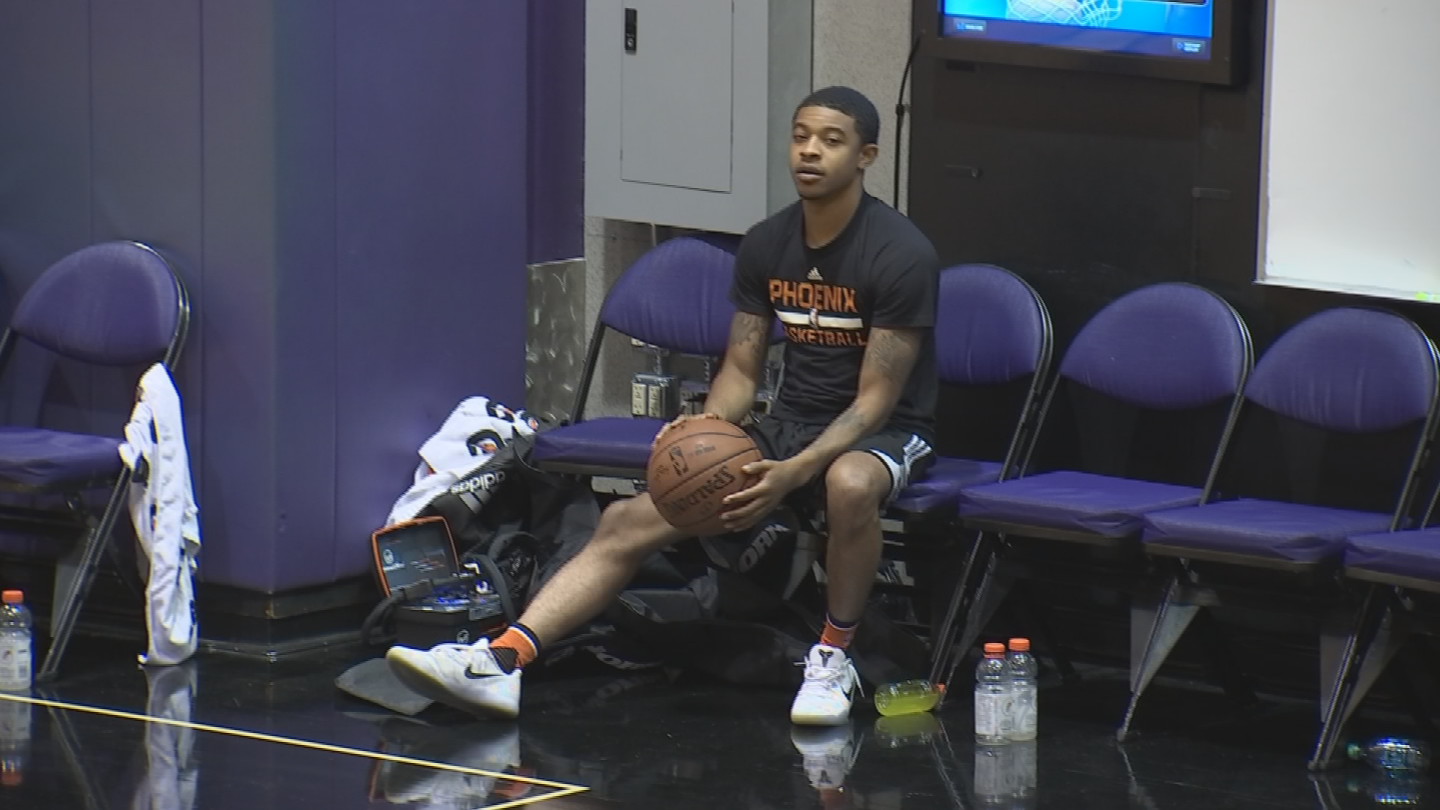 Point guard Tyler Ulis will miss summer league as he recovers from ankle surgery. (Source: 3TV/CBS 5)