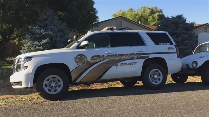"Yavapai County sheriff's officials say the people who received the alert most likely did not specify a ""notification radius"" when they signed up for the alerts. (Source: CBS 5)"