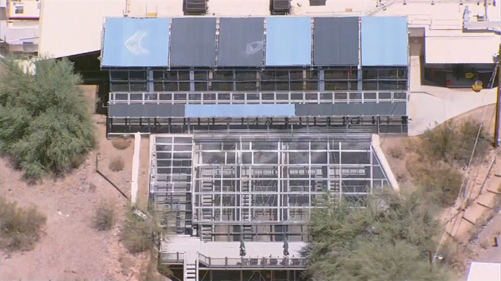 According to public records, the facility was once run by the Primate Foundation of Arizona. (Source: 3TV/CBS 5)