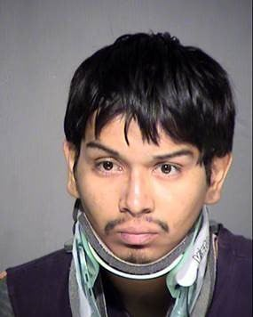 Xavier Evinaldo Mejia (Source: Maricopa County Sheriff's Office)