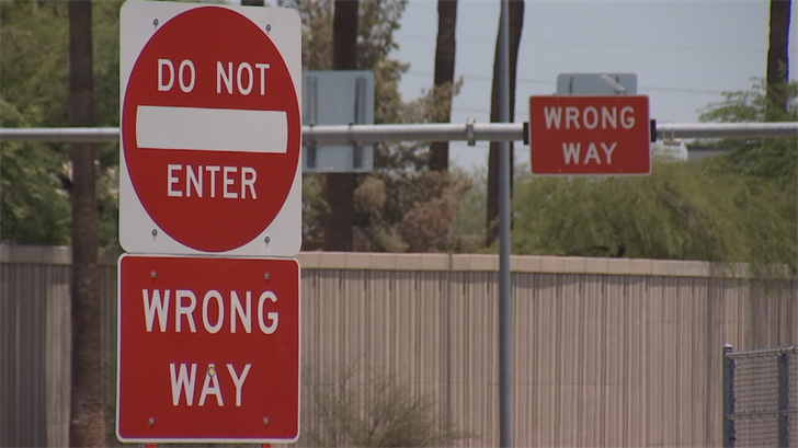 Troopers have responded to 879 calls of wrong-way drivers in 2017. (Source: 3TV/CBS 5)