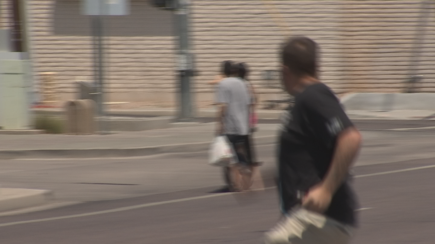 Mesa police say they plan to continue to push their pedestrian safety message following the latest deadly pedestrian incident. (Source: 3TV/CBS 5)