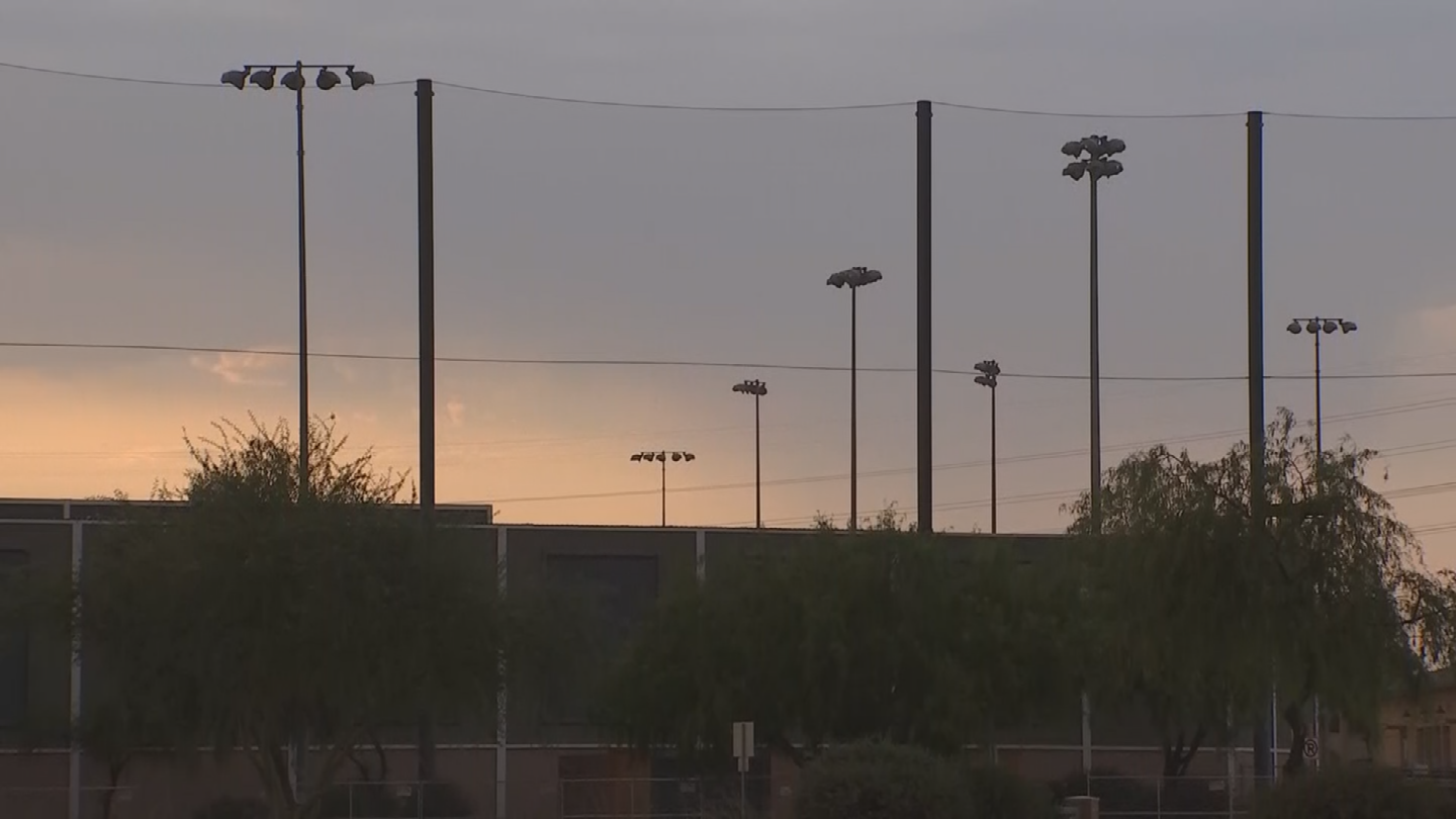 The park would likely be closed through early 2019. (Source: 3TV/CBS 5)
