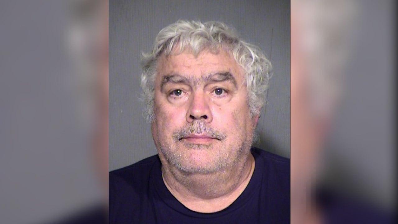John Nichols, 61. (Source: Maricopa County Sheriff's Office)