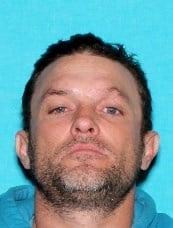 A previous mug shot of 43-year-old David Pendleton. (Source: YCSO)