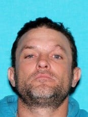 A previous mug shot of 43-year-old David Pendleton. (Source: YCSO)