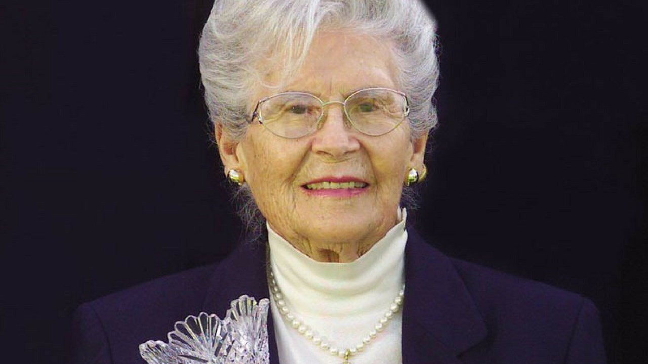 Louise Solheim, the wife of late Ping golf equipment founder Karsten Solheim, has died. She was 99. (Source: PING)