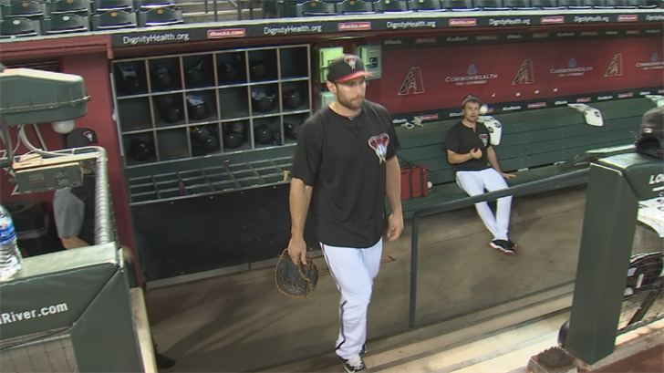 The Diamondbacks have four All Stars. (Source: 3TV/CBS 5)