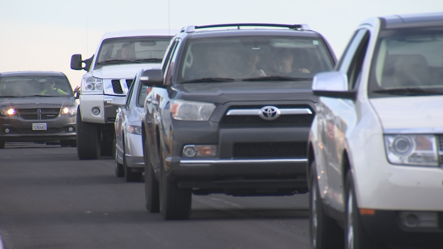ADOT is looking to proposals that would make driving easier on the I-17 but it will take a lot of money. (Source: 3TV/CBS 5)