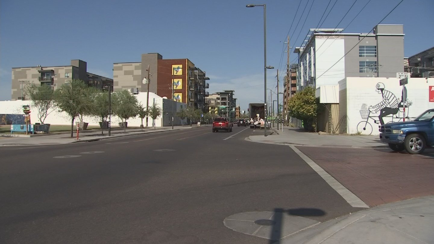 Phoenix makes move to preserve Roosevelt Row homes. (10 July 2017) [Source: 3TV/CBS5]