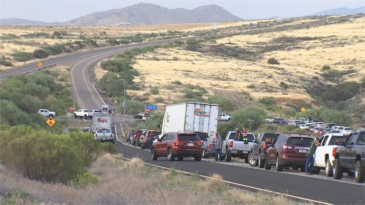 "The state is also looking into the possibility of adding ""demand lanes."" (Source: 3TV/CBS 5)"