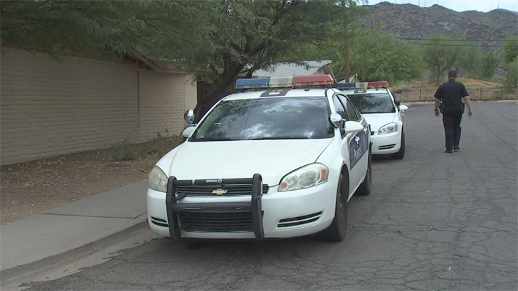 The victim was taken to the hospital where he later died. (Source: 3TV/CBS 5)