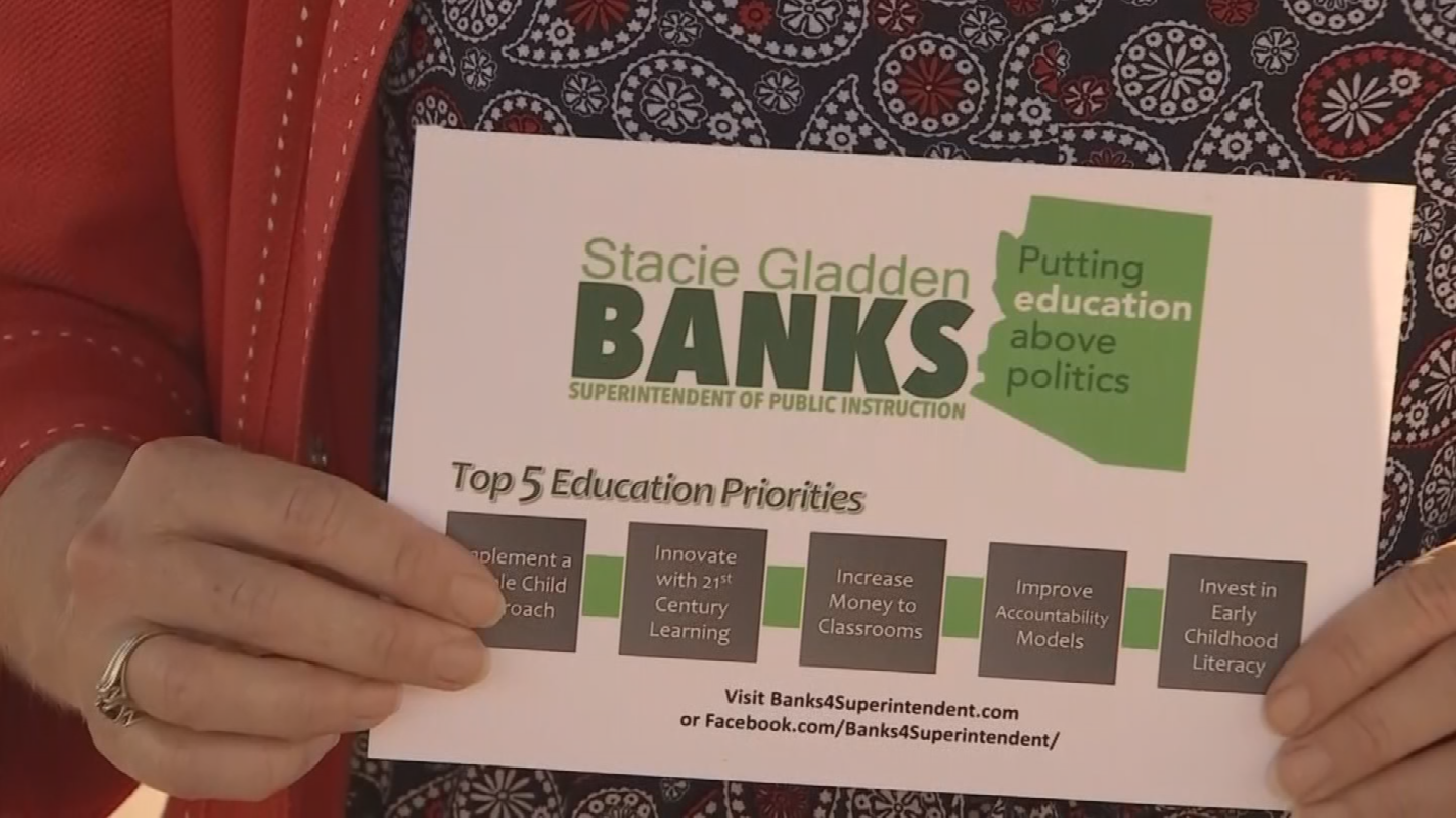 Banks says sheneeds at least 40,000 signatures to get on the 2018 ballot. (Source: 3TV/CBS 5)