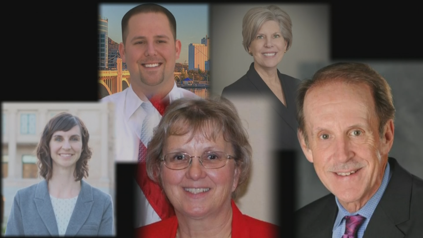 So far, five other candidates have announced plans to run for superintendent. (Source: 3TV/CBS 5)