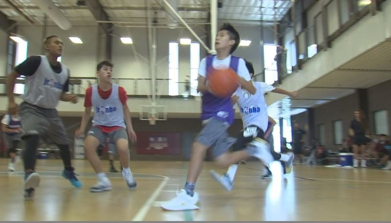 The Native American Basketball Invitational tipped off Sunday. (Source: 3TV/CBS 5)
