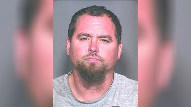 Eric Sands is now facing a charge of manslaughter in connection to the death of his daughter. (Source: Chandler Police Department)