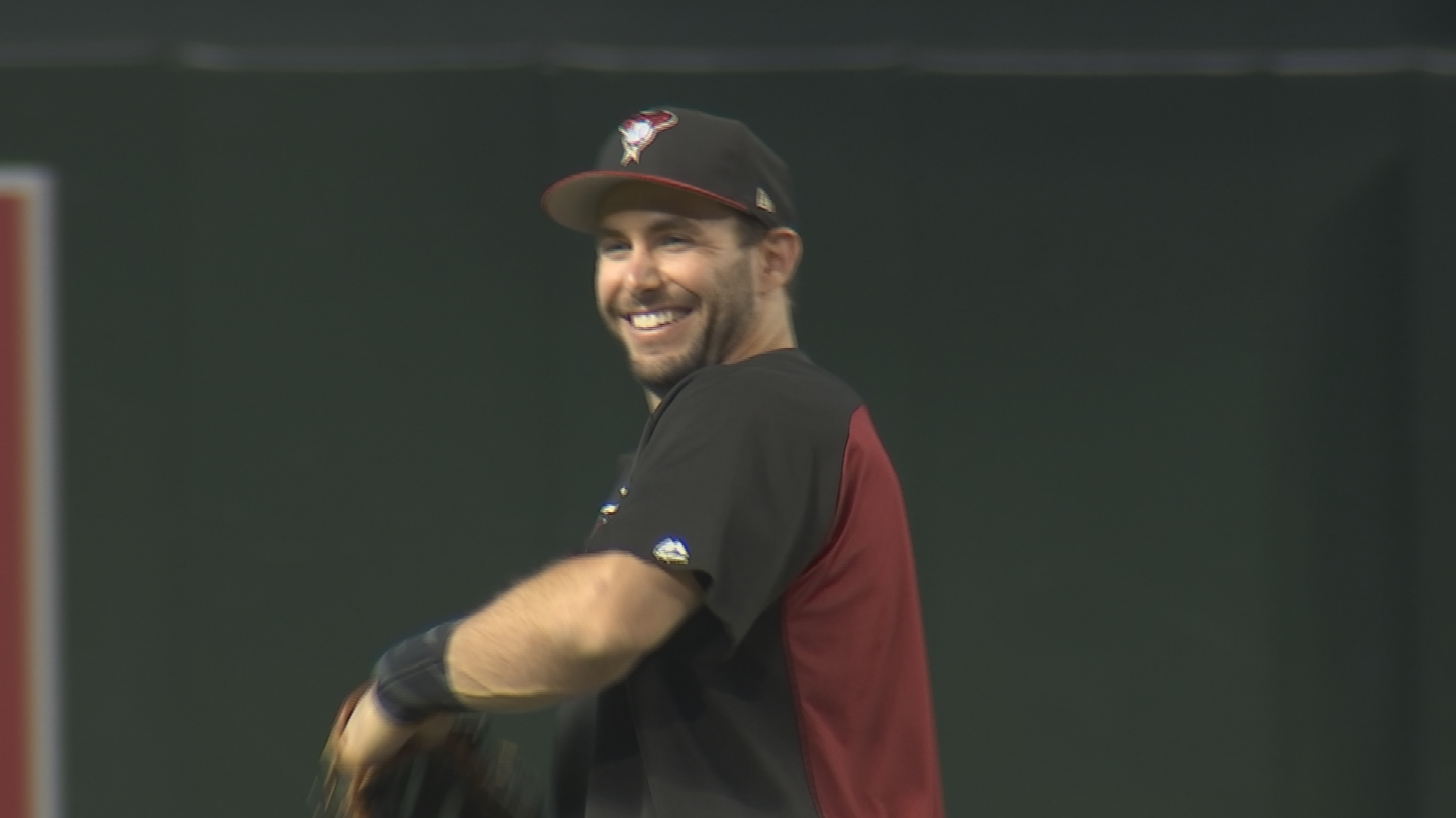 Paul Goldschmidt is putting up great numbers yet again and made the All-Star Team for the fifth consecutive year. (Source: 3TV/CBS 5)