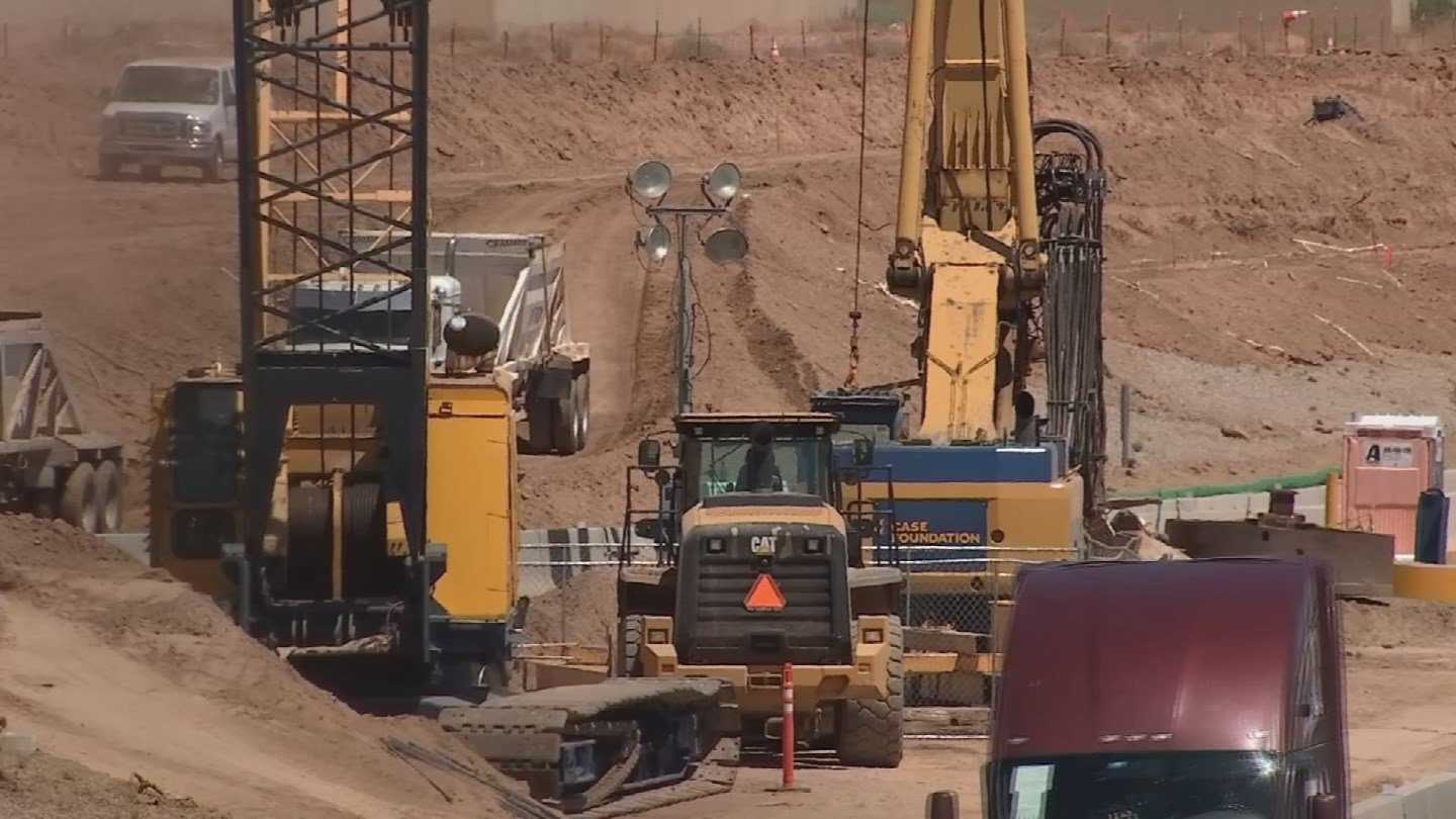 Right now, the 22-mile project is on schedule and expected to open in its entirety at the end of 2019. (Source: 3TV/CBS 5)