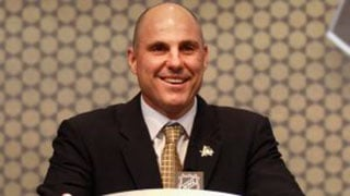 New Coyotes coach Rick Tocchet thinks the Valley has the potential to be an exciting hockey market. (Source: Arizona Coyotes)