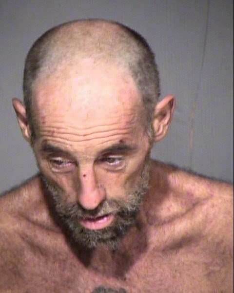Mug shot of 48-year-old Donny Rice. (Source: MCSO)