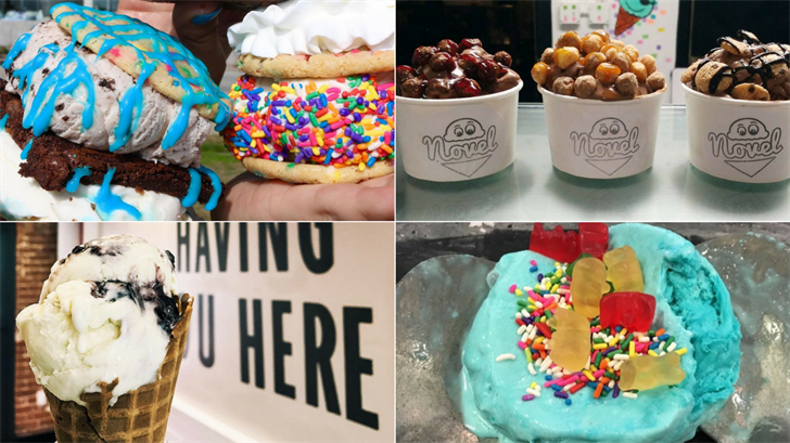 The Phoenix area is full of ice cream shops. (Source: Instagram)