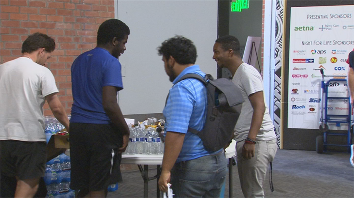 One.n.ten helps young LGBTQ people who may need a place to stay, a bite to eator just someone to talk to.(Source: 3TV/CBS 5)
