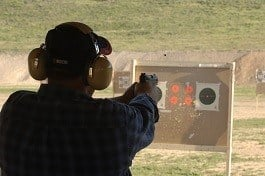 New shooting range (Source: Arizona Game and Fish Department)
