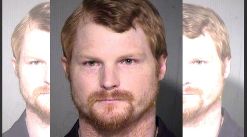 Kenneth Moore Whisenhunt Jr. (Source: Maricopa County Sheriff's Office)