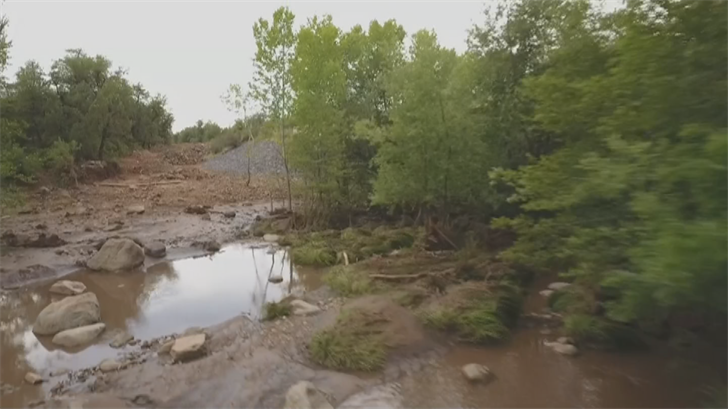 Hikers who saw the tragic and deadly flash flood in Payson told us no one should have to experience what they witnessed. (Source: 3TV/CBS 5)