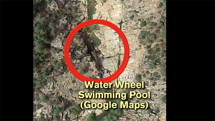This is a map of where Ellison Creek, Arizona is. (Source: Google Maps)