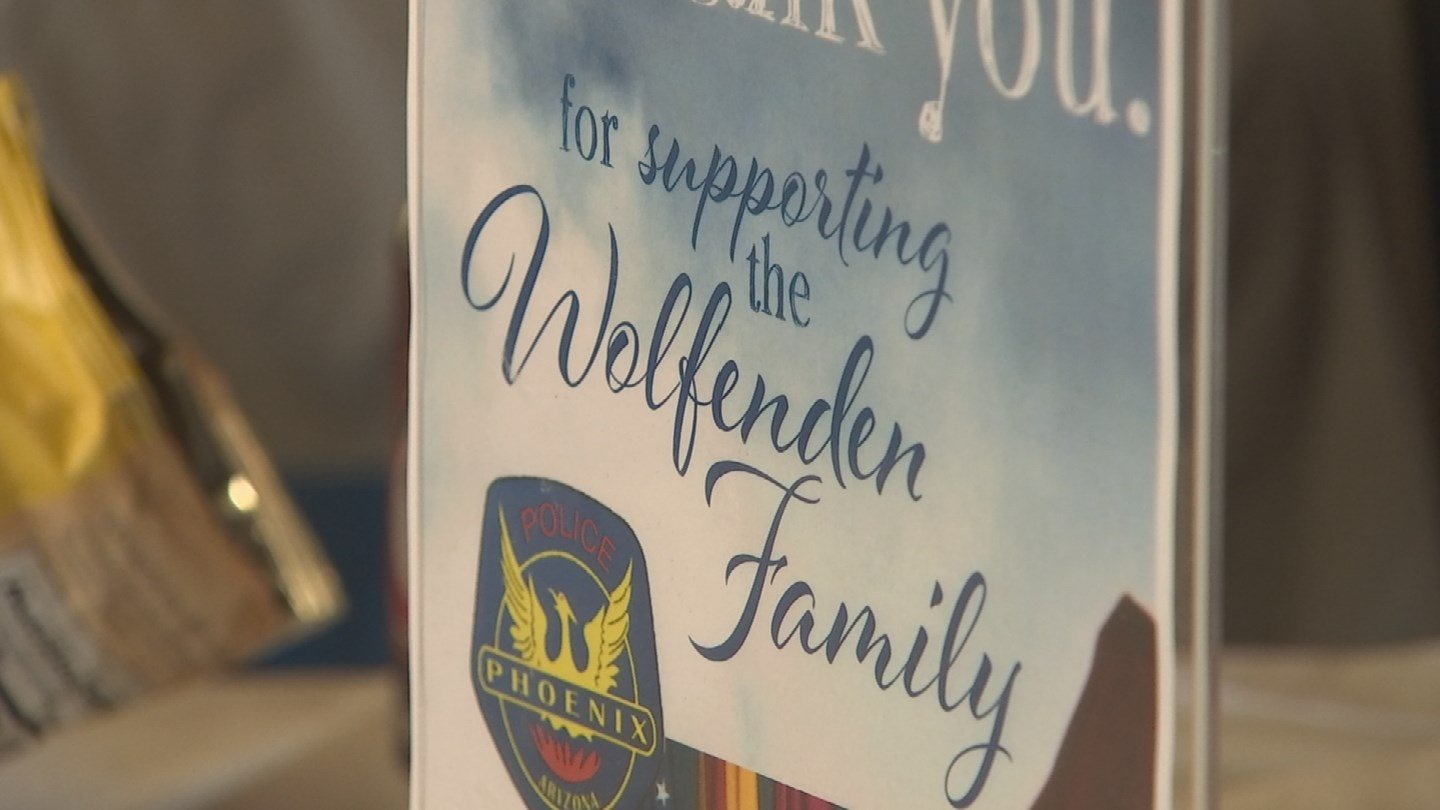 PLEA Wolfenden BBQ Fundraiser (Source: 3TV/ CBS 5)