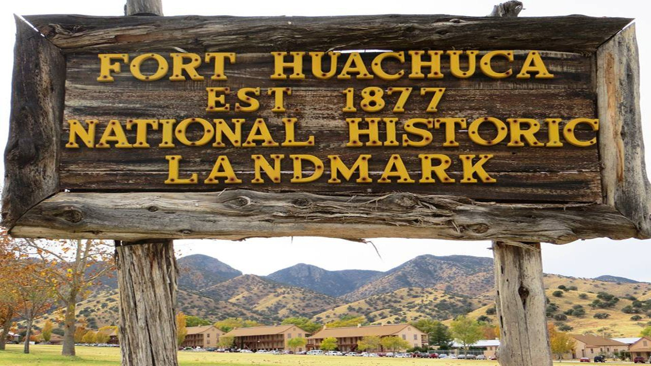 Fort Huachuca was designated a National Historic Landmark in 1977. (17 July 2017) [Source: City Sierra Vista]