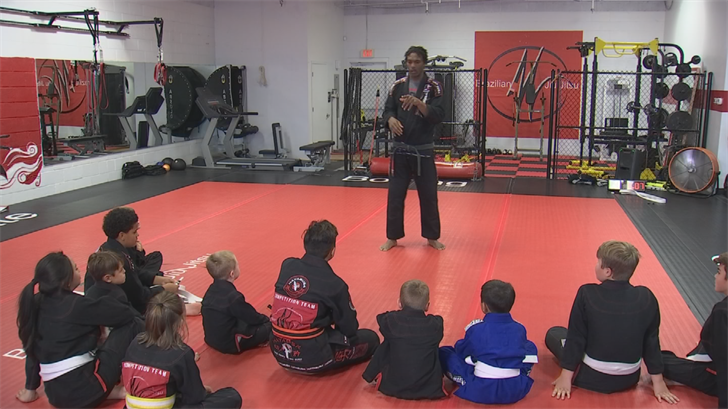 In the latter part of his career, Michael Westbrook discovered Jiu-Jitsu and fell in love with it. (Source: 3TV/CBS 5)