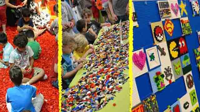 The Brick Fest Live Lego Fan Experience will stop in Scottsdale. (Source: Brick Fest Live LEGO® Fan Experience)