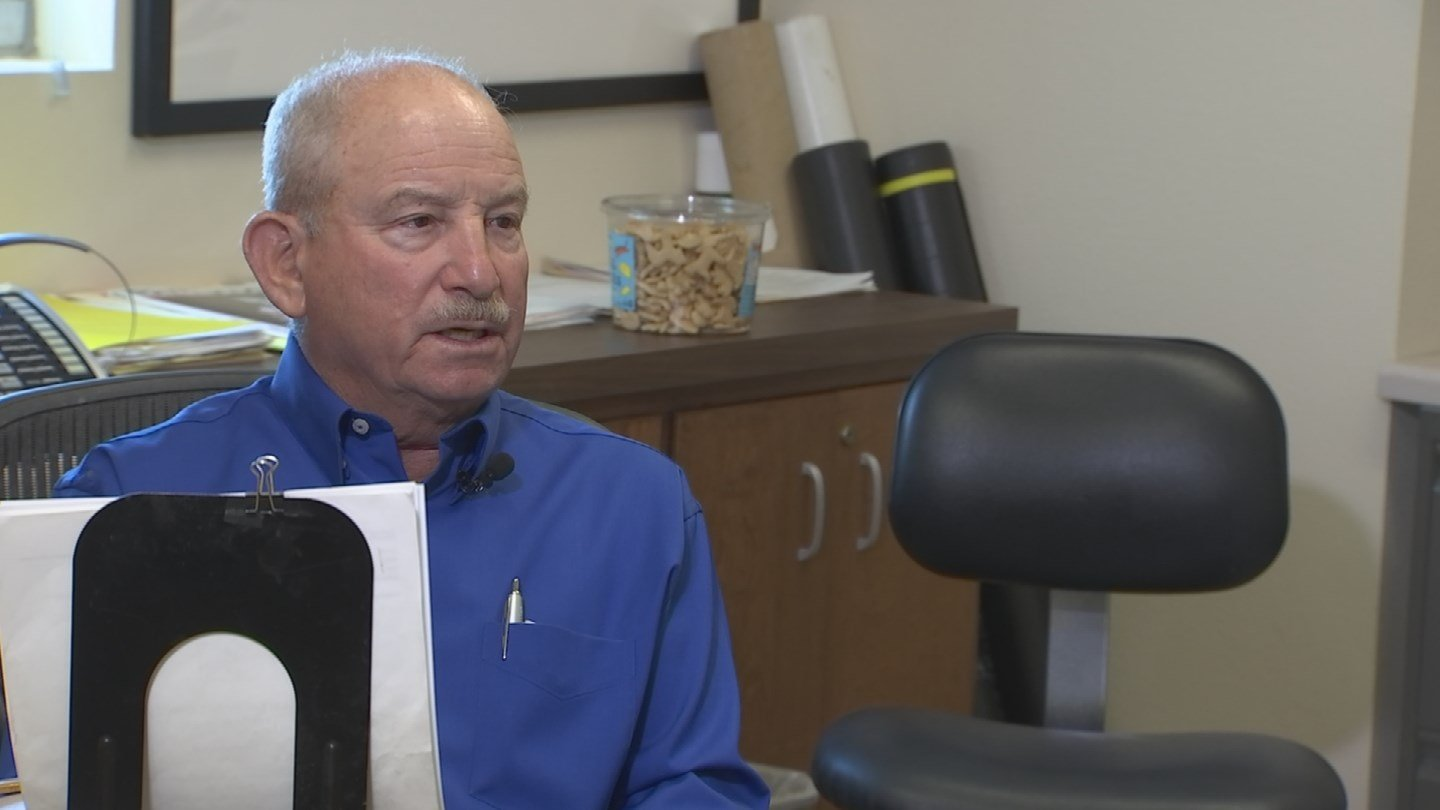 """""""This is a one-time application,"""" said Steven Goldman, chief medical officer of Avery Therapeutics. """"We put this on the heart, patient walks out the door and bingo, theoretically or potentially they're done, treatment is over with."""" (Source: 3TV/CBS 5)"""