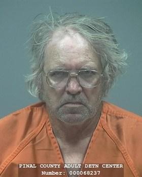 Mug shot of James Brumley. (Source: 3TV/CBS 5)