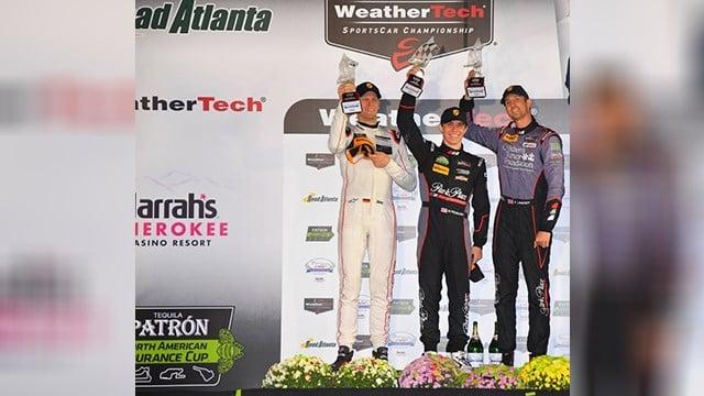 Valley native Matt McMurry is trying to make it as a professional racecar driver. (Source: twitter.com/mcmurrymatt)