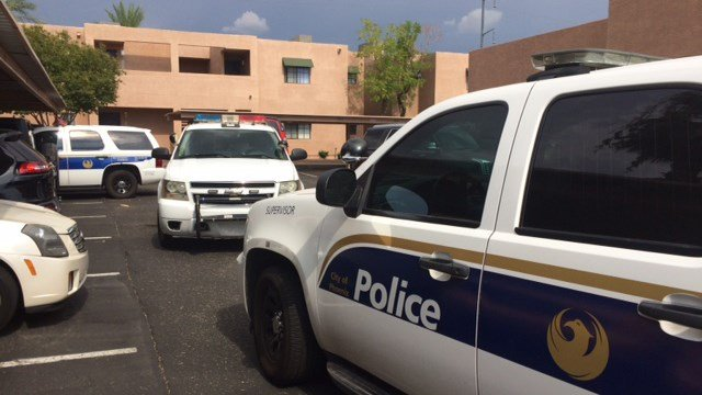 A death investigation is underway after a woman was found dead in north Phoenix. (Source: 3TV/CBS 5)