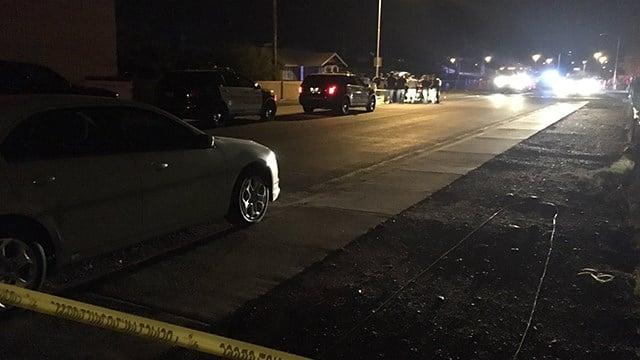 3 people were shot in El Mirage. (Source: 3TV/CBS 5)