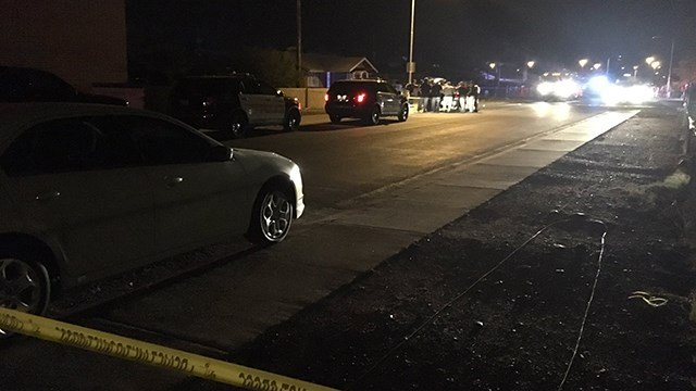 3 people were shot in El Mirage. (Source: 3TV/CBS 5)