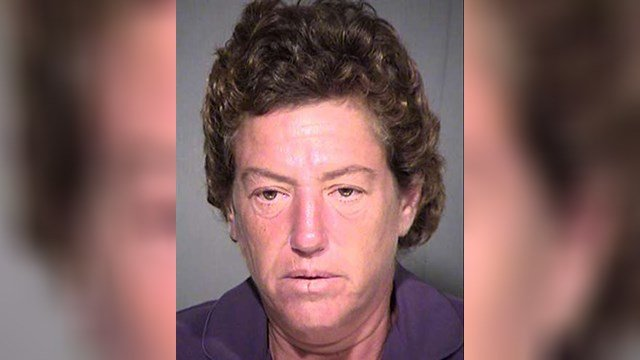 Woman accused of cooking naked in stranger's house