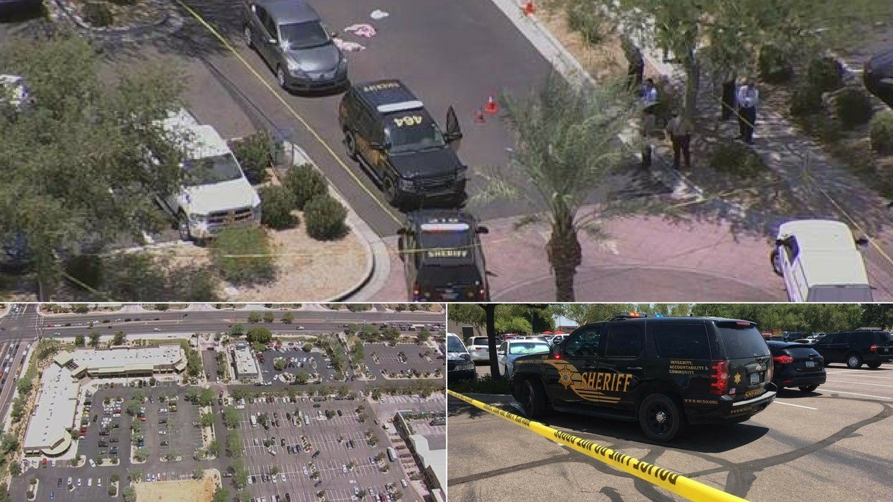 The Maricopa County Sheriff's Office has released the name of the deputy who shot and killed a man on July 13 in Goodyear. (Source: 3TV/CBS 5)