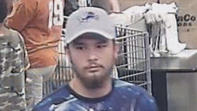 Surprise Police Department are looking for a WinCo shoplifting suspect. (Source: Surprise Police Department)