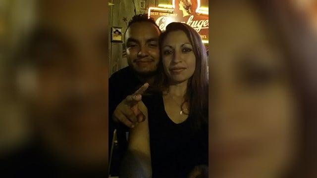 Hector Miguel Garnica seen with Iris Garnica. (Source: Iris Garnica)